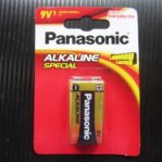 Jual Baterai Kotak 9V Alkaline Panasonic